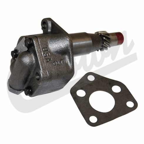 ( 804769 ) Oil Pump, 4-134 CI L-Head With Chain Driven Camshaft, 1941-1945 MB, 1941-1945 Ford GPW by Crown Automotive