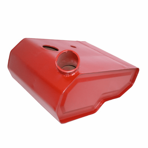 ( 805605 ) New Replacement Steel Under-Seat Gas Tank for 1952-1966 Willys Jeep M38A1 by Omix-Ada