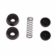 "( 807155 ) Wheel Cylinder Repair Kit 1-1/8"" Fits 1946-1963 4WD Pick-Up Truck, Station Wagon, Sedan Delivery with 11"" Drum Brakes   by Crown Automotive"
