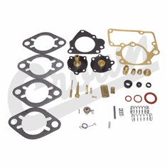 ( 807885 ) Carburetor Repair Kit for 1952-1966 Willys Jeep M38A1 with Carter YS-950 Carburetor by Crown Automotive