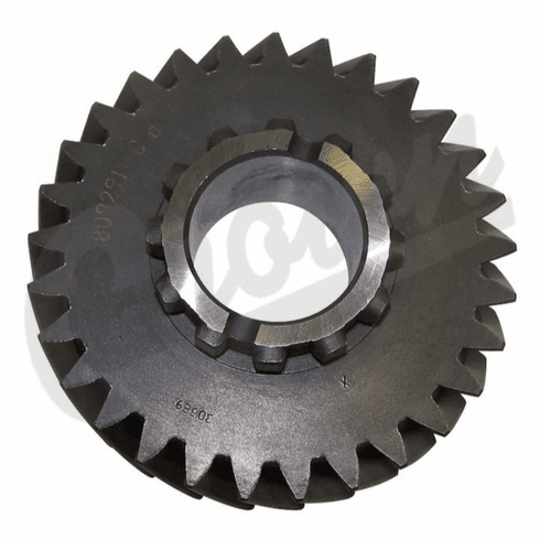 ( 809291 ) Output Shaft Gear, 29 x 12 Teeth, fits 1953-1966 Jeep & Willys with Dana Spicer 18 Transfer Case  by Crown Automotive