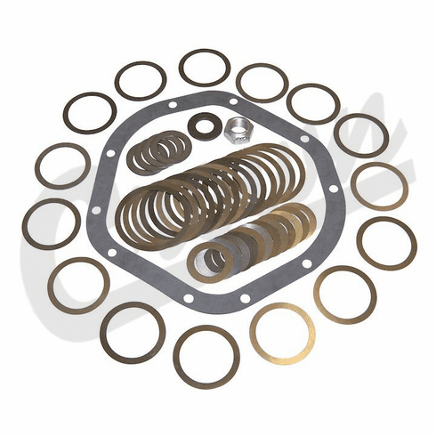 ( 8125924 )  Pinion Bearing Shim Kit, 1970-75 Jeep CJ5, 1986 Jeep CJ7 With Dana 44 Rear Axle by Preferred Vendor