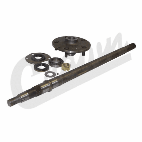 """( 8127071K ) Passenger Side Axle Shaft Kit, 29-1/4"""" in Length, For 1976-83 Jeep CJ-5 & 1976-81 CJ-7 with AMC Model 20 Rear Axle By Crown Automotive"""
