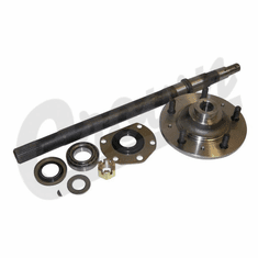 "( 8127081K ) Passenger Side Axle Shaft Kit, 22"" In Length, For 1976-79 Jeep CJ-5 & CJ-7 with AMC Model 20 Quadra-Trac Rear Axle By Crown Automotive"