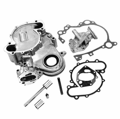( 8129373K ) Timing Cover Kit for 1971-1991 AMC Jeep V8 Engines 304, 360 or 401 By Crown Automotive