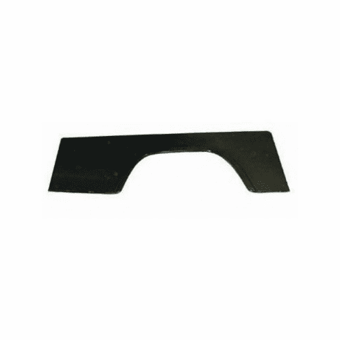 ( 8133342-RR ) Replacement Right Rear Side Patch Panel Section for 1981-1985 Jeep CJ8 Scrambler Models by Omix-Ada