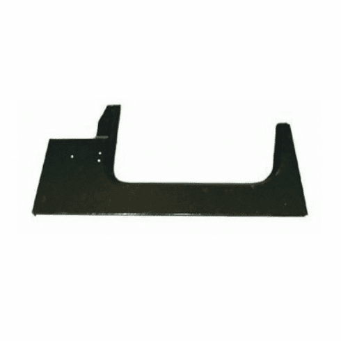 ( 8133343-F ) Replacement Left Front Cowl Side Panel Section for 1981-1985 Jeep CJ8 Scrambler Models by Omix-Ada
