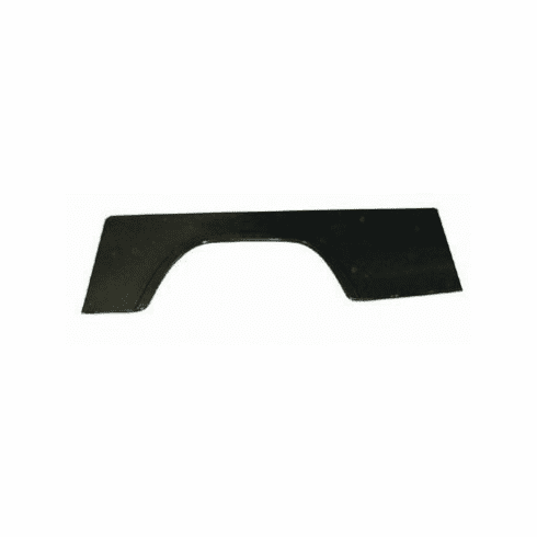 ( 8133343-RR ) Replacement Left Rear Side Patch Panel Section for 1981-1985 Jeep CJ8 Scrambler Models by Omix-Ada