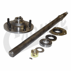 "( 8133885K ) Drivers Side Axle Shaft Kit, 28-9/16"" in Length, For 1982-86 CJ-7 & CJ-8 with AMC Model 20 Rear Axle By Crown Automotive"