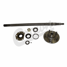 "( 8133886K ) Passenger Side Axle Shaft Kit, 31-1/2"" in Length, For 1982-86 CJ-7 & CJ-8 with AMC Model 20 Rear Axle By Crown Automotive"