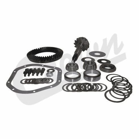 ( 8134219 )  3.31 Ratio Ring & Pinion Set, 1970-75 Jeep CJ5, 1986 Jeep CJ7 With Dana 44 Rear Axle by Preferred Vendor