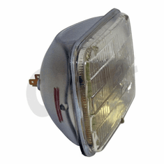 ( 8134319 )  Sealed Beam Halogen Headlight, Rectangular, Fits 1984-2001 Jeep Vehicles by Preferred Vendor