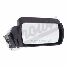 ( 82200314 ) Manual Mirror for Passenger Side on 1984-96 Jeep Cherokee XJ by Crown Automotive