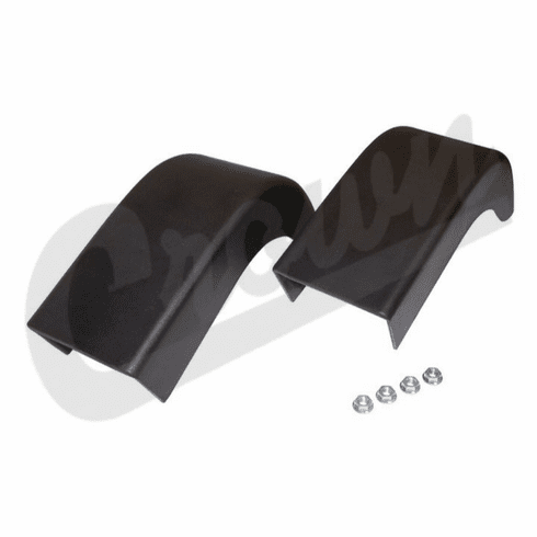 ( 82200529 ) Bumper End Cap Kit for 1987-95 Jeep Wrangler YJ by Crown Automotive