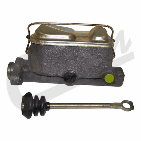 ( 83300113 ) Brake Master Cylinder, 1987-89 Jeep Wrangler YJ, 1984-89 Cherokee XJ & Comanche MJ with Power Brakes by Crown Automotive