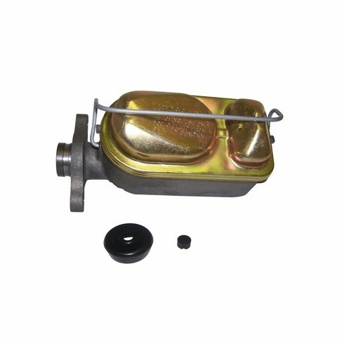 ( 83300115 ) Brake Master Cylinder, 1977-78 Jeep CJ Models without Power Brakes & With 6 Bolt Caliper  by Crown Automotive