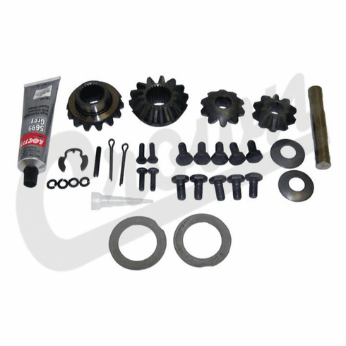 ( 83500190 )  Spider Gear Kit, With Standard Differential Dana 30 W/ Disconnect, 1984-1991 Cherokee, 1987-1995 Wrangler by Preferred Vendor
