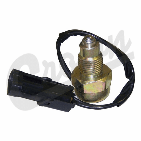 ( 83500629 ) Jeep Backup Lamp Switch, Manual Transmission with AX4, AX5, AX15 Transmission by Crown Automotive