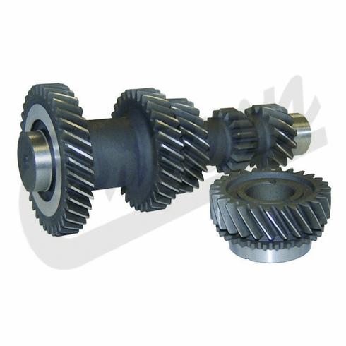 ( 83500970K ) Transmission Cluster Gear Kit for 1982-86 Jeep CJ with T4 4 Speed Transmission By Crown Automotive