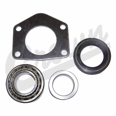 ( 83501451 ) Rear Axle Bearing & Retainer Kit for 1987-89 Jeep Wrangler YJ & 1984-89 Cherokee XJ with Dana 35 Rear Axle by Crown Automotive