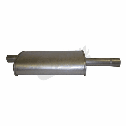 ( 83502648 ) Muffler for 1986 Jeep Cherokee XJ with 2.8L Engine by Crown Automotive