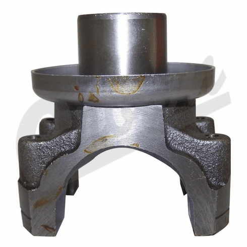 ( 83502829 ) Front Output Shaft Yoke for 1987-95 Jeep Wrangler YJ with NP231 Transfer Case by Crown Automotive