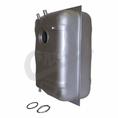 ( 83502961 ) 15 Gallon Steel Gas Tank for 1987-90 Jeep Wrangler YJ with Carbureted Engine by Crown Automotive
