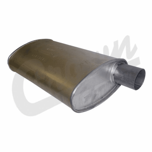 ( 83502978 ) Muffler for 1987-95 Jeep Wrangler YJ by Crown Automotive