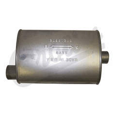 ( 83502979 ) Muffler for 1987-90 Jeep Wrangler YJ with 4.2L Engine by Crown Automotive