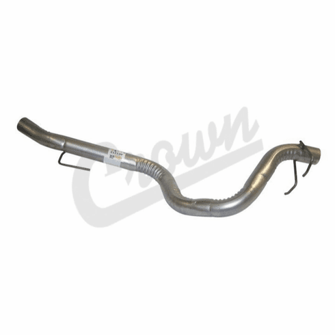 ( 83502980 ) Tail Pipe for 1987-95 Jeep Wrangler YJ by Crown Automotive
