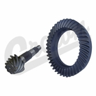 ( 83504377 ) 4.56 Ratio Ring & Pinion Set for 1987-95 Jeep Wrangler YJ & 1986-96 Cherokee XJ with Dana 35 Rear Axle by Crown Automotive