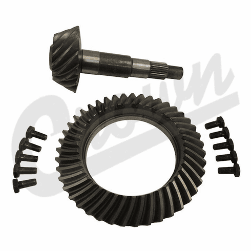 ( 83504934 ) 3.07 Ratio Ring and Pinion Set for 1987-90 Jeep Cherokee XJ with Dana 35 Axle by Crown Automotive