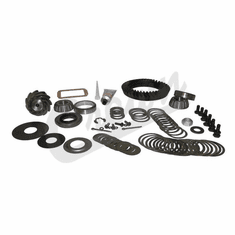 ( 83505480 ) Ring & Pinion Kit, 3.54 Ratio, 1984-1999 Cherokee, 1987-1995 Wrangler w/ Dana 30 Front Axle   by Crown Automotive