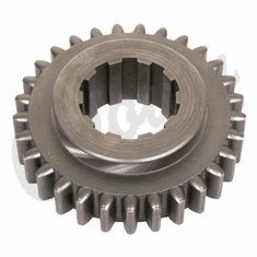 ( 906199 ) Transmission Low & Reverse Sliding Gear Fits 1945-1971 Jeep & Willys with T-90 Transmission  by Crown Automotive