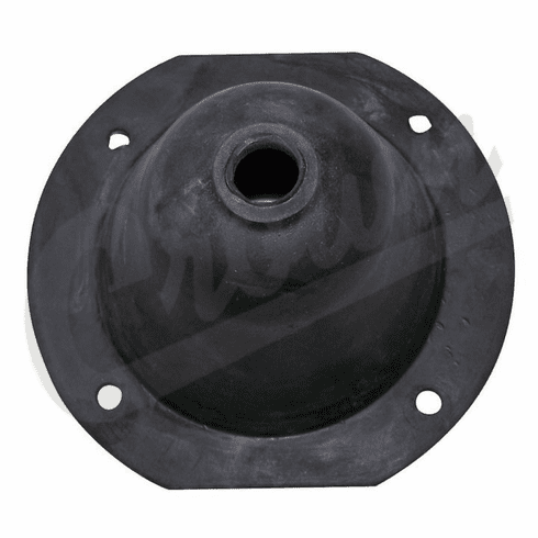 ( 907107 ) Transmission Rubber Shift Lever Boot Fits 1945-1971 Jeep & Willys with T-90 Transmission  by Crown Automotive