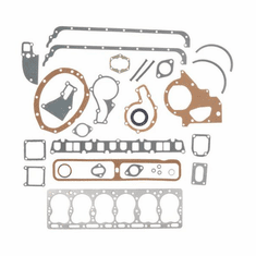 ( 907579 ) Complete Engine Overhaul Gasket Set, 6-226ci Engine, 1954-1964 Willys Pickup & Station Wagon by Preferred Vendor