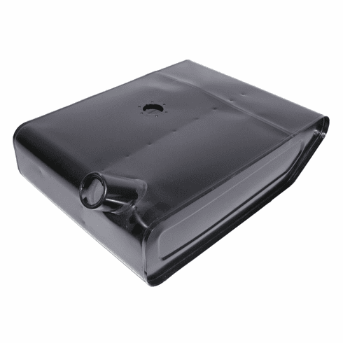 ( 911895 ) Replacement Steel Under-Seat Gas Tank, fits 1957-1964 Willys Jeep CJ3B by Omix-Ada
