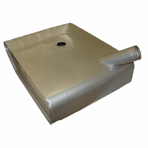 ( 912008 ) Replacement Under-Seat Gas Tank, fits 1955-1971 Jeep CJ5, CJ6 with F-134 4 Cylinder Engine Only by Preferred Vendor
