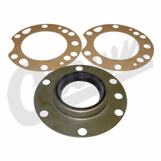 ( 914802 ) Outer Oil Seal w/ Gaskets, Rear Axle Dana 41, 44 & 53 with Tapered Axles by Crown Automotive