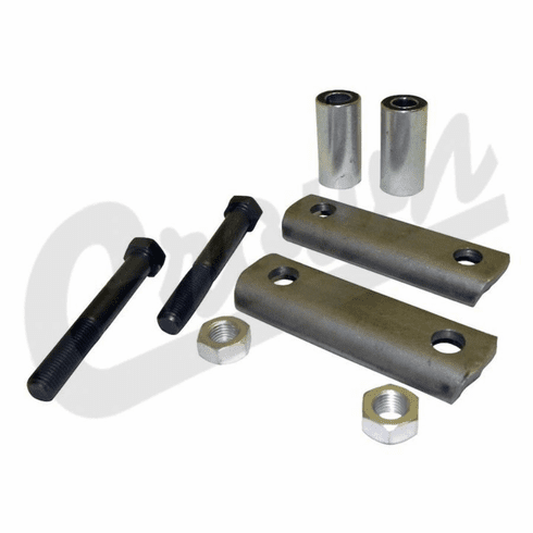 ( 916646 ) Leaf Spring Shackle Kit, Front or Rear, fits 1958-1975 Jeep Willys CJ3B, CJ5, CJ6 & M38A1     by Crown Automotive