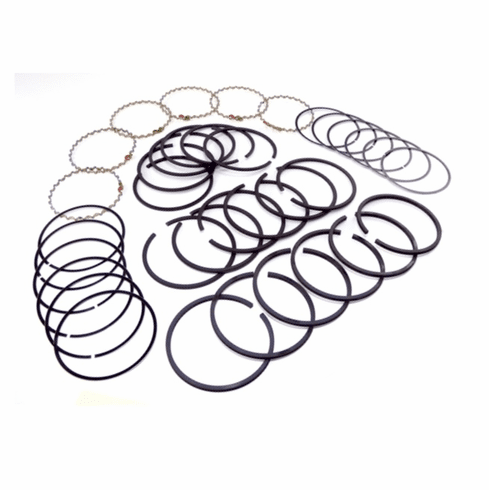 """( 916689 ) Piston Ring Set (226 CI), .010"""" Over, 6-226ci Engine, 1954-1964 Willys Pickup & Station Wagon by Omix-Ada"""