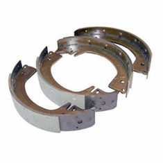 "( 918246 ) Brake Shoe Set 11"" (per axle)  Fits 1946-1964 Willys Truck, FC150, FC170, Station Wagon    by Crown Automotive"