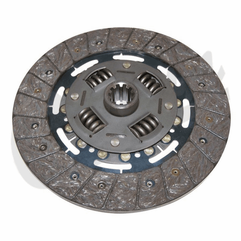 """( 930731 ) Clutch Disc 8-1/2"""", 1941-1971 L-Head & F-Head 4 Cylinder and 6-161 6 Cylinder Engine by Crown Automotive"""