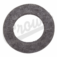 ( 932295 ) Felt Seal for Output Shaft, Front and Rear Output, fits 1946-1971 Jeep & Willys with Dana Spicer 18 Transfer Case  by Crown Automotive