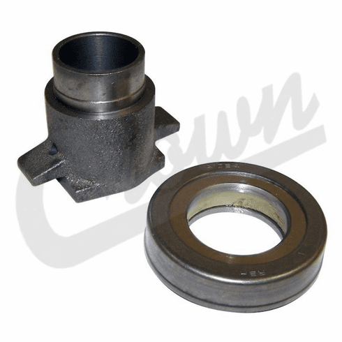 ( 945255 ) Clutch Carrier and Release Bearing Assembly, 1941-1971 L-Head & F-Head 4 Cylinder Engine by Crown Automotive