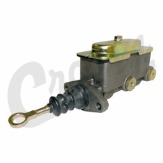 ( 945556 ) Master Cylinder with Dual Reservoir, fits 1966-1971 CJ5, 1966-1971 CJ6 w/225 V6 Engines by Crown Automotive