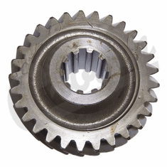 ( 947382 ) Mainshaft Gear, 29 Teeth, 10 spline, fits 1965-1971 Jeep CJ5 & CJ6 with 225-V6 Engine and T-14 Transmission by Crown Automotive