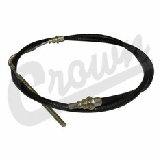 ( 999978 ) Front Emergency Brake Cable for 1972-1975 Jeep CJ5    by Crown Automotive