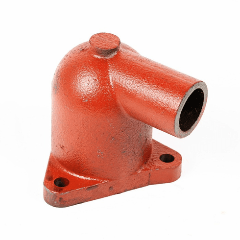 ( A-1192 ) Thermostat Water Outlet Housing for L-134 Engine, fits 1941-1952 Willys Jeep by Omix-Ada