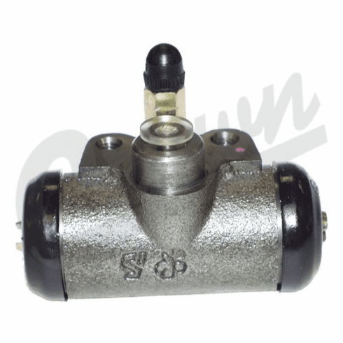 ( A-1484 ) Front Wheel Cylinder, Left or Right Hand, fits 1941-1953 Jeep MB, Ford GPW, CJ2A, CJ3A, M38 by Crown Automotive